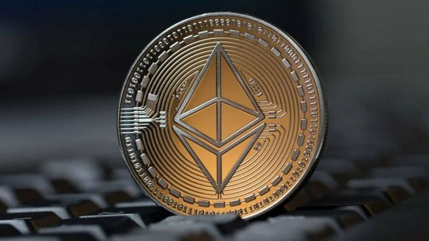 Cryptocurrency investors continue to accumulate ETH - more than 50% of coins have been sitting idle on wallets for over a year.